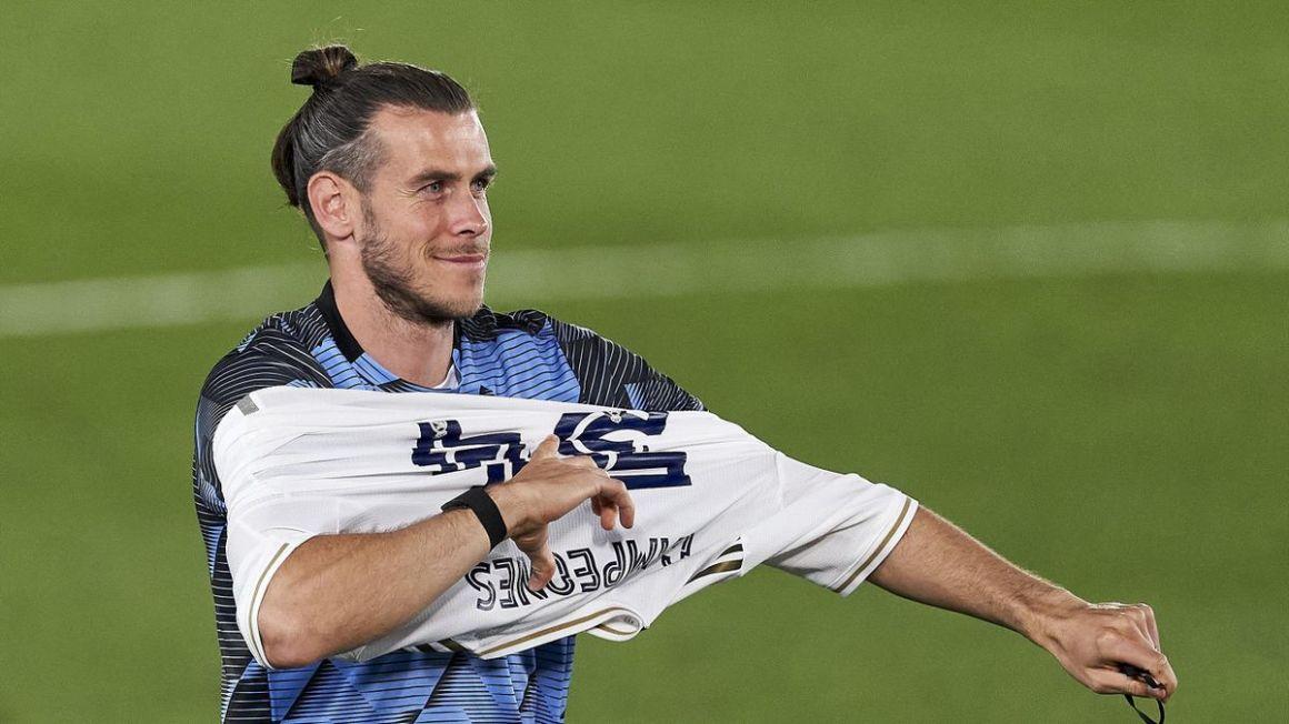 Gareth Bale nhắn nhủ một điều với Zidane trước khi gia nhập Tottenham - Cầu  Thủ