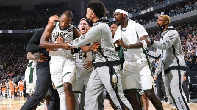Khris Middleton (Milwaukee Bucks) / Finales NBA 2021