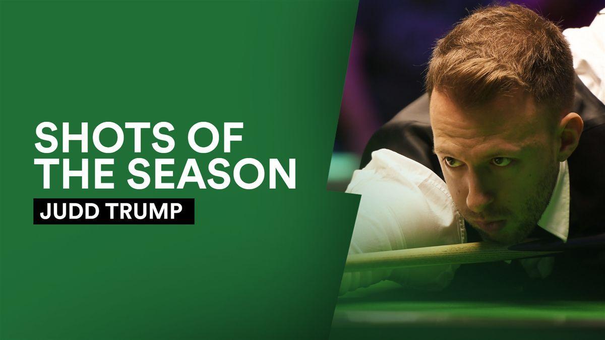 'Wow!' - Judd Trump's best shots of the season