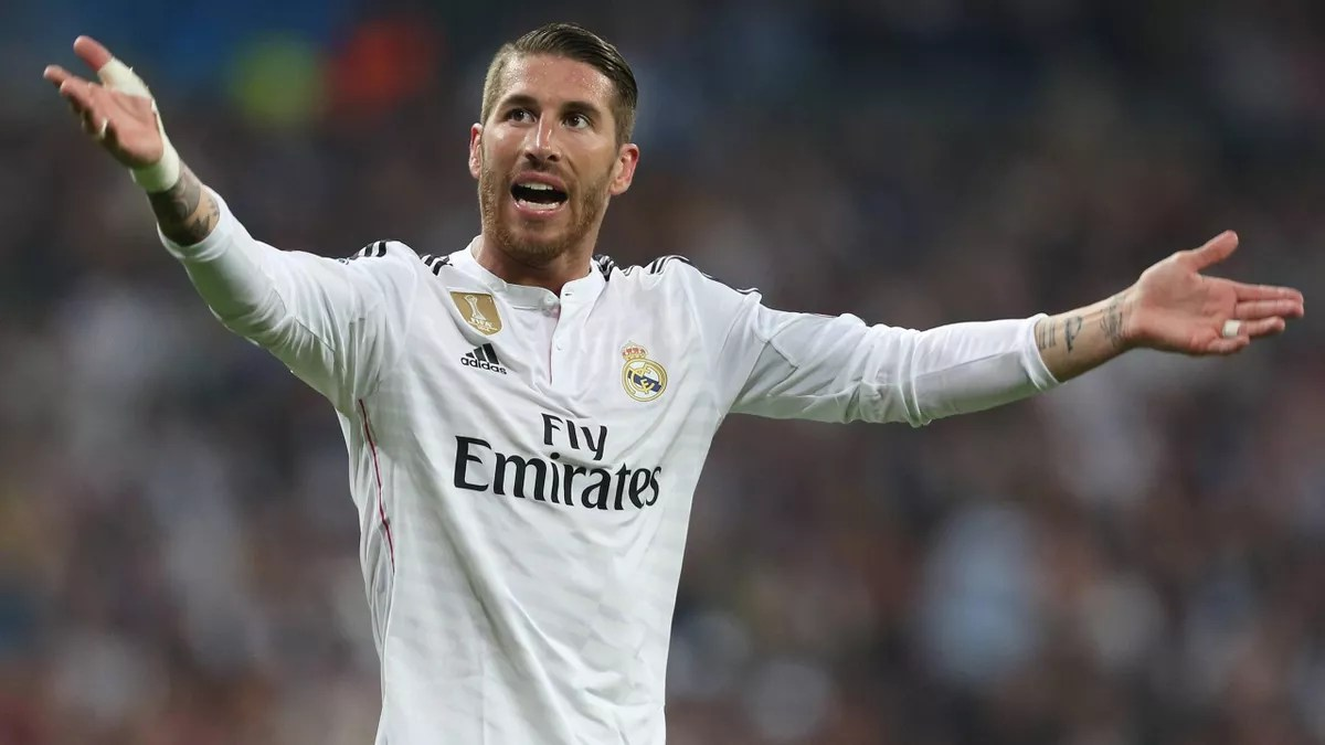 Real Madrid can't agree with Sergio Ramos on contract extension.