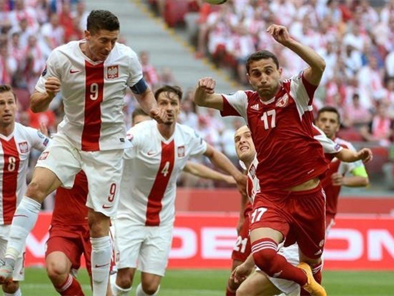 Robert Lewandowski Hat Trick V The Fastest Hat Tricks Ever In World Football Eurosport