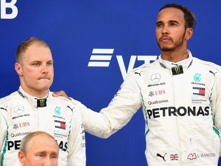 Strategie, sviluppo, cavalli: non solo Hamilton, la Mercedes è tornata  davanti - Eurosport