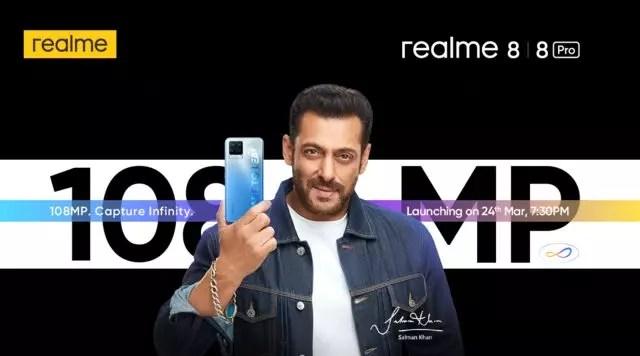 Realme 8 ve Realme 8 Pro