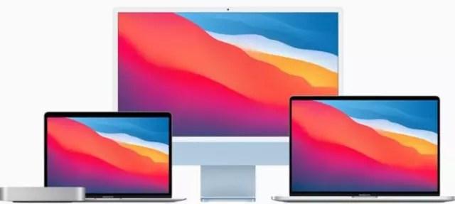 Apple M1 Mac'ler