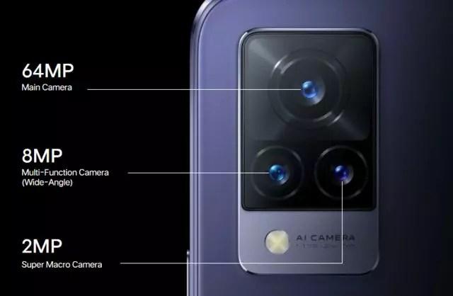 Vivo V21 özellikleri