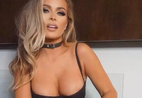 Carmen Electra'nın seks itirafı ağızları açık bıraktı