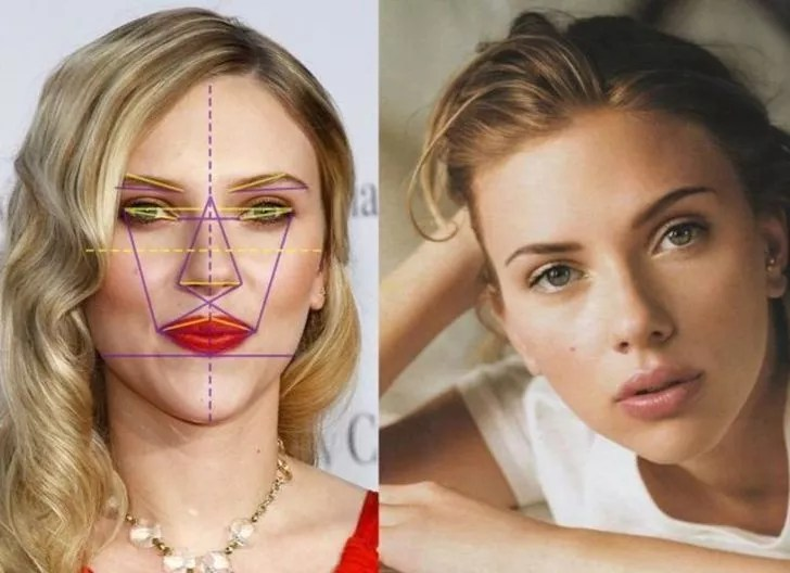 Scarlett Johansson - % 89.82