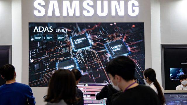 Samsung dünyanın en büyük çip üreticilerinden biri