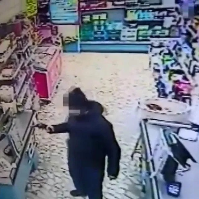 Eyüpsultan'da bir garip soygun