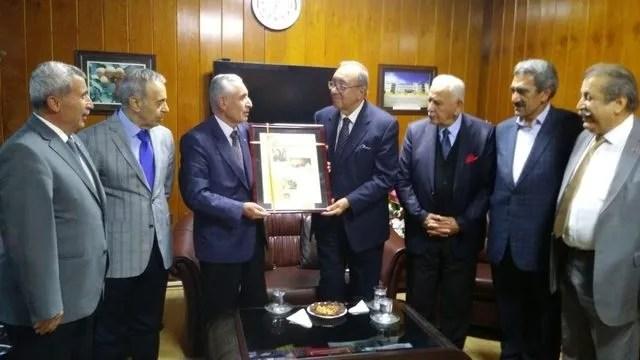 Eski Bakan Emiroğlu'ndan mesleki eğitim vurgusu