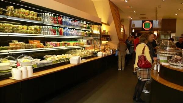 Healthy Fast Food Restaurants