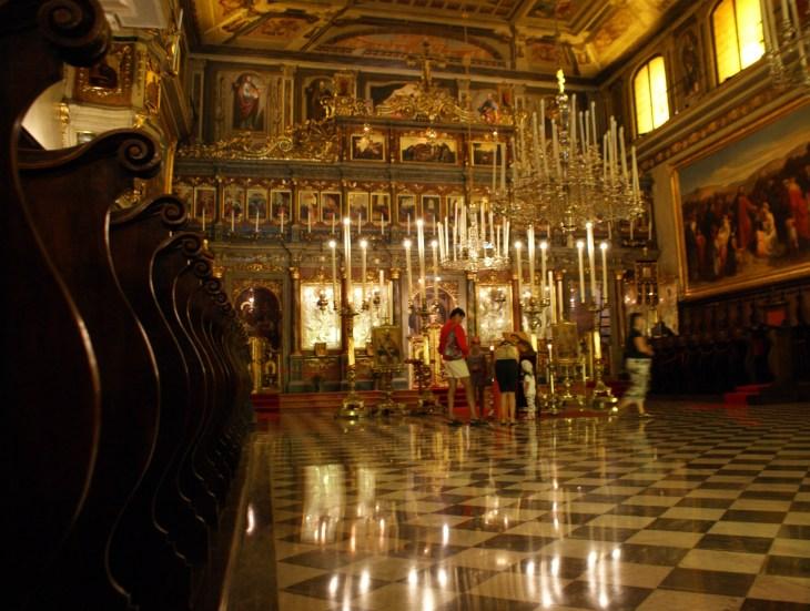 Iglesia de San Nicolò dei Greci en Trieste: 2 opiniones y 9 fotos