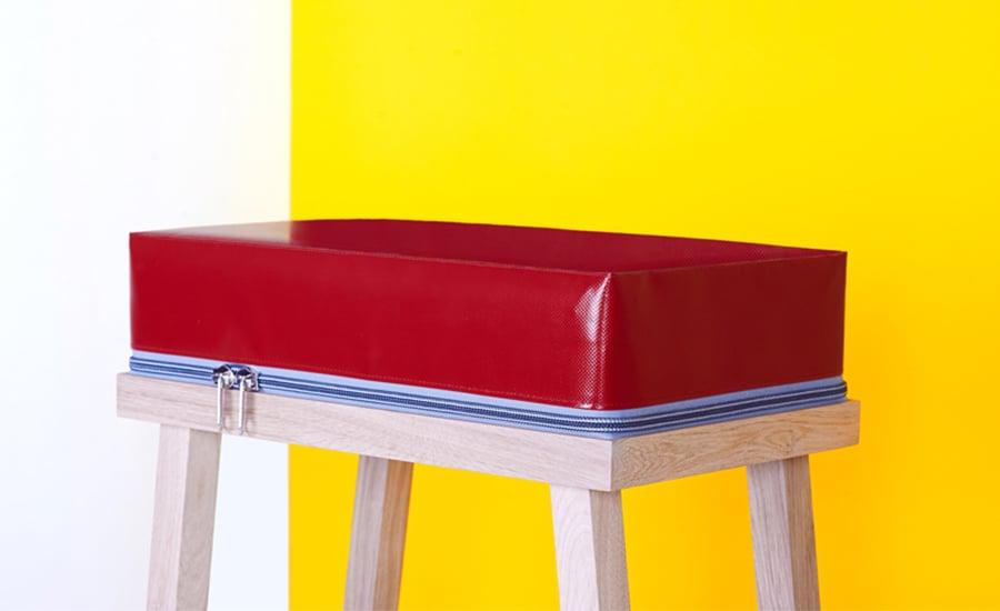 Visser Meijwaard Colorful Furniture True Colors Dutch Design Easy Wash