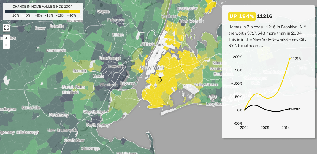 Interactive Map Shows How Your Neighborhood Has Recovered From the     Interactive Map Shows How Your Neighborhood Has Recovered From the Housing  Market Crash