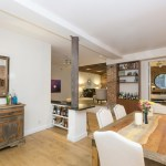 2 8m Condo At Former Greenwich Village Horse Stable Boasts Great Windows And Exposed Brick 6sqft