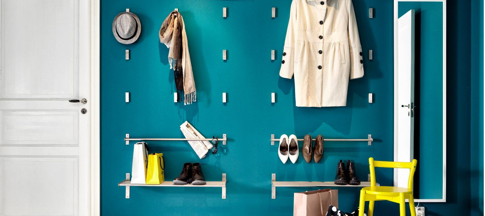 Tips And Storage Ideas For Couples Living Together In