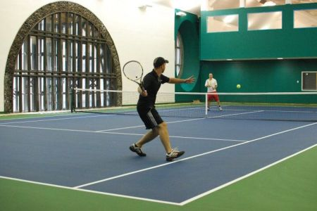 indoor tennis court ceiling height » Indoor Water Park | Indoor ...