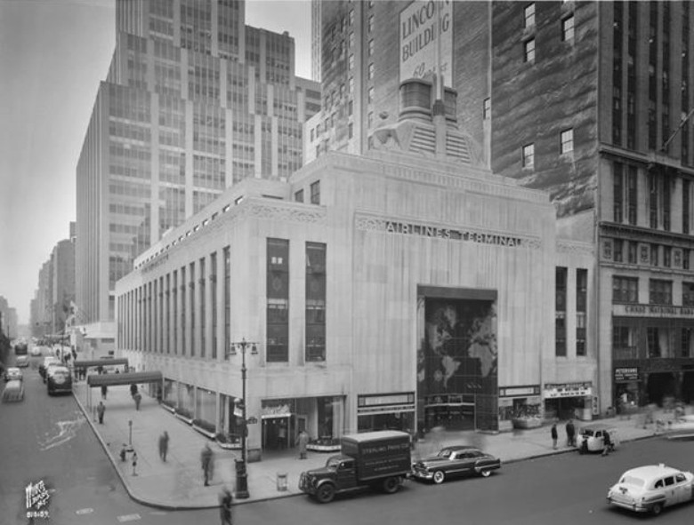 The History Behind 42nd Street S Lost Airlines Terminal