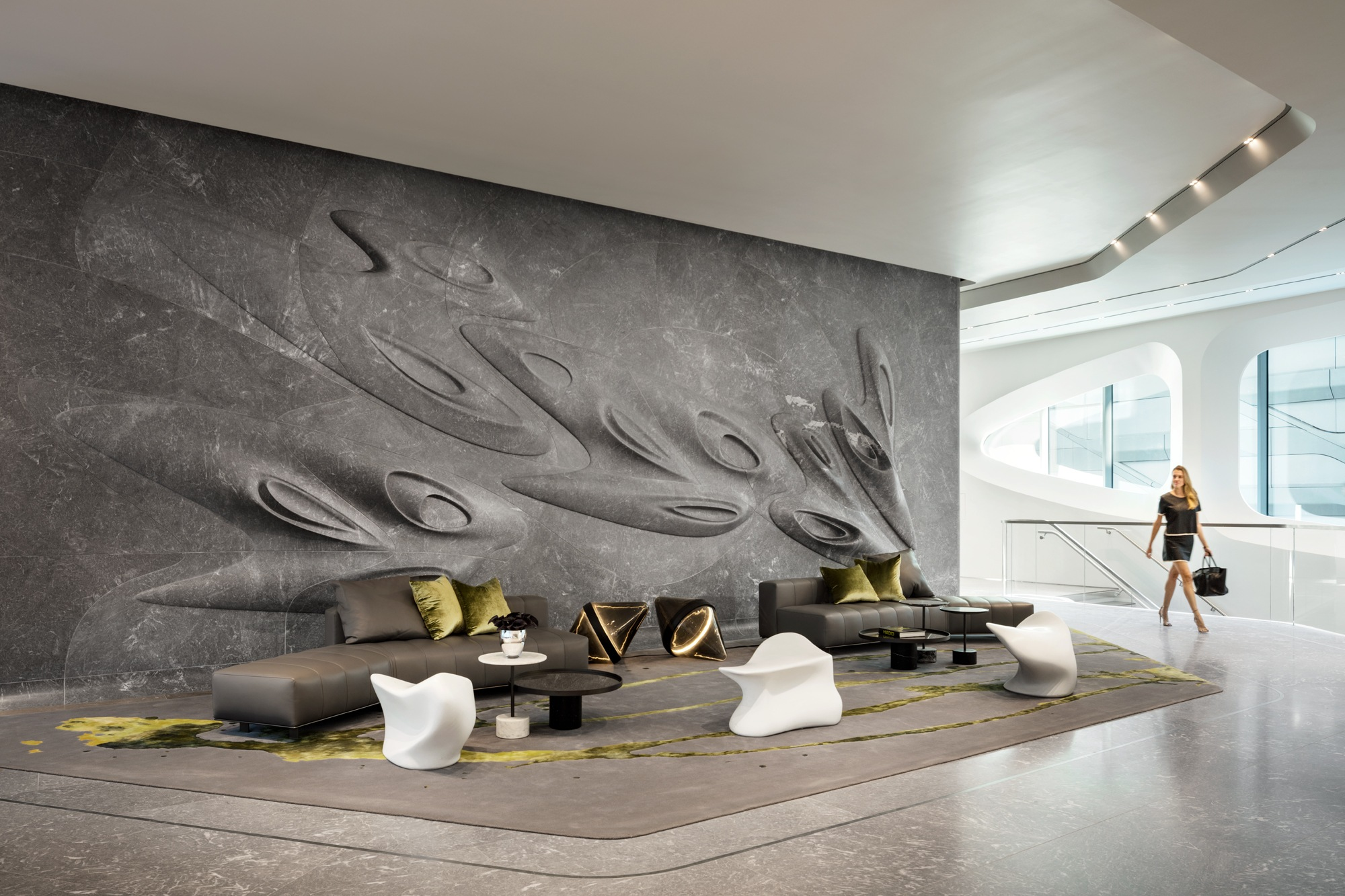Zaha Hadids 520 West 28th Street Reveals Full Suite Of