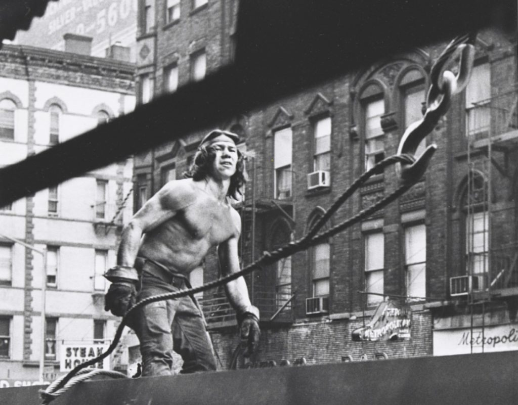Men Of Steel How Brooklyn S Native American Ironworkers