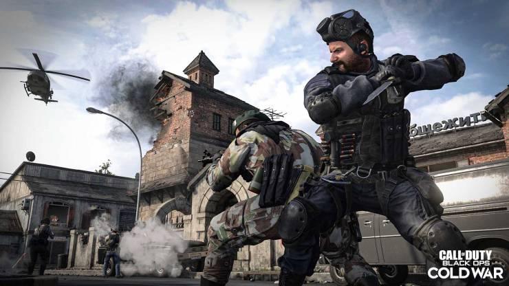 temporada 3 de Call of Duty Warzone y Cold War capitán price