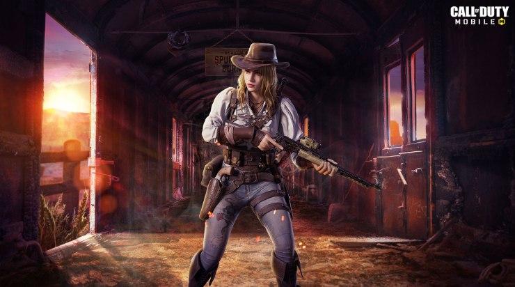 Call of Duty: Mobile temporada 4 operador alex