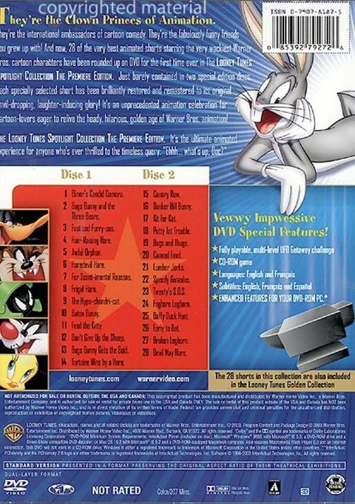Looney Tunes Spotlight Collection 28