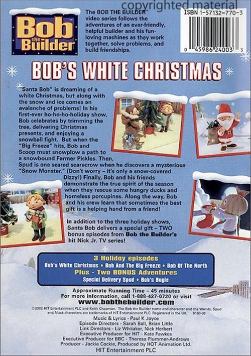 white christmas movie dvd
