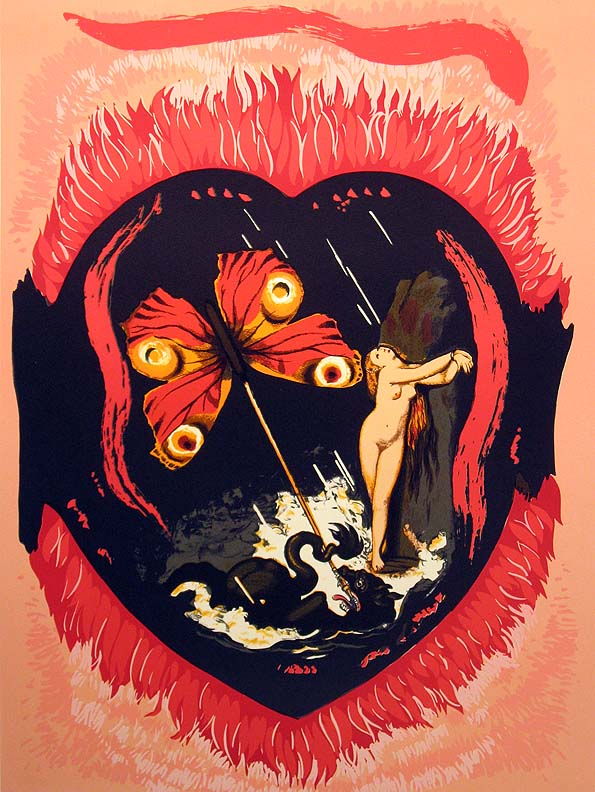 Image result for salvador dali love