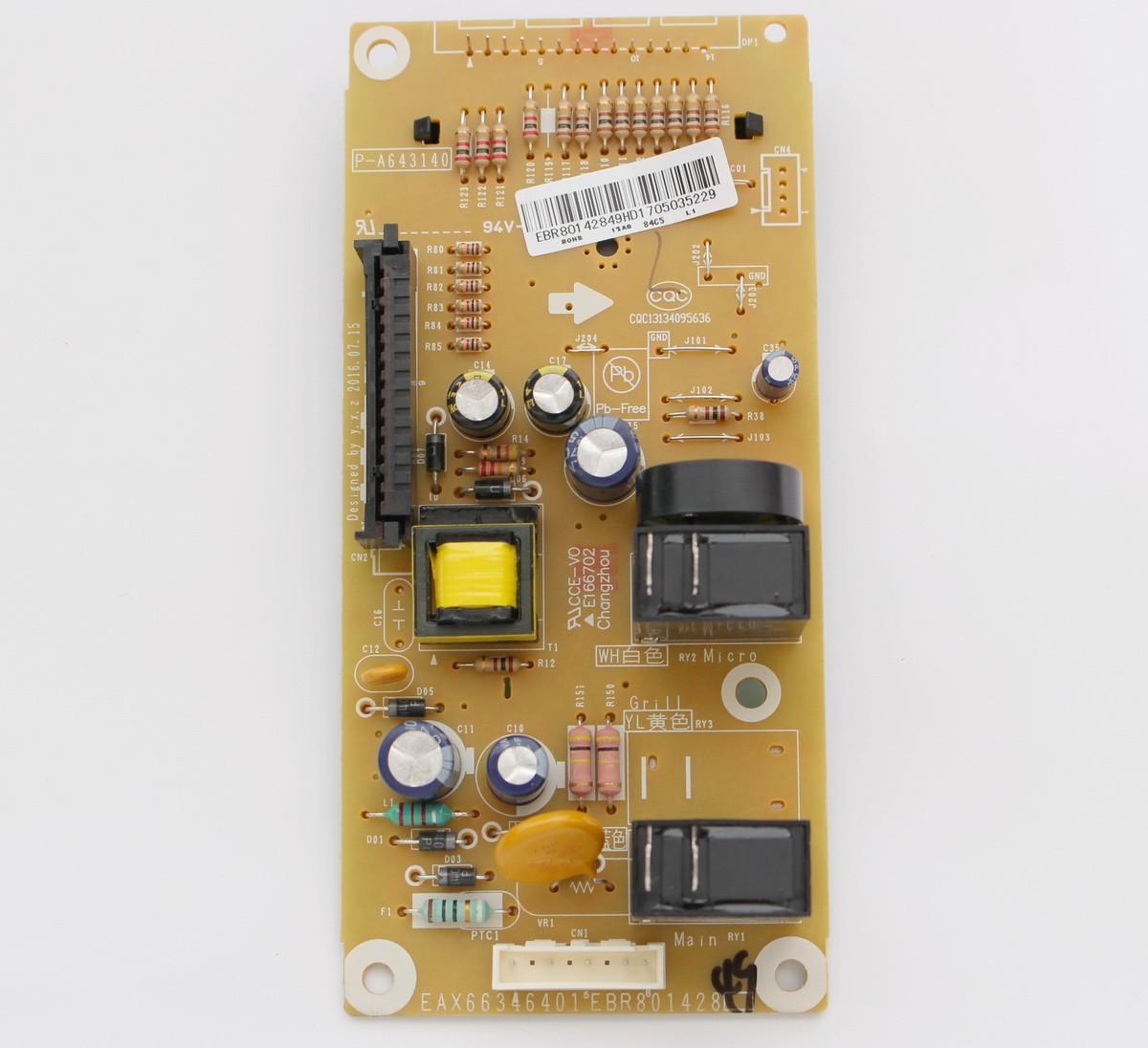 original lg ebr73927306 pcb control