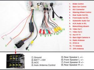 2006 Nissan Pathfinder Bose Radio Wiring Diagram, 2006