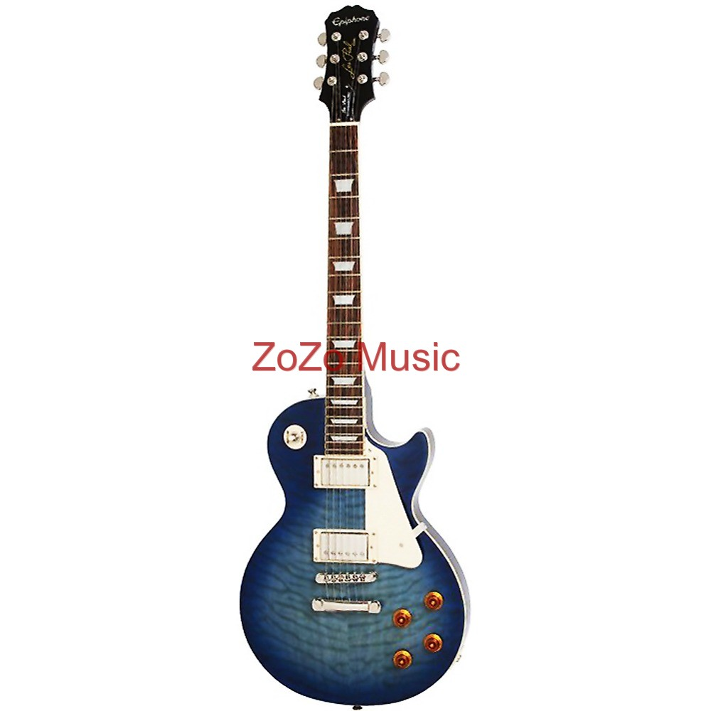 Image Result For Epiphone Limited Edition Les Paul Quilt Top Pro Electric Guitar