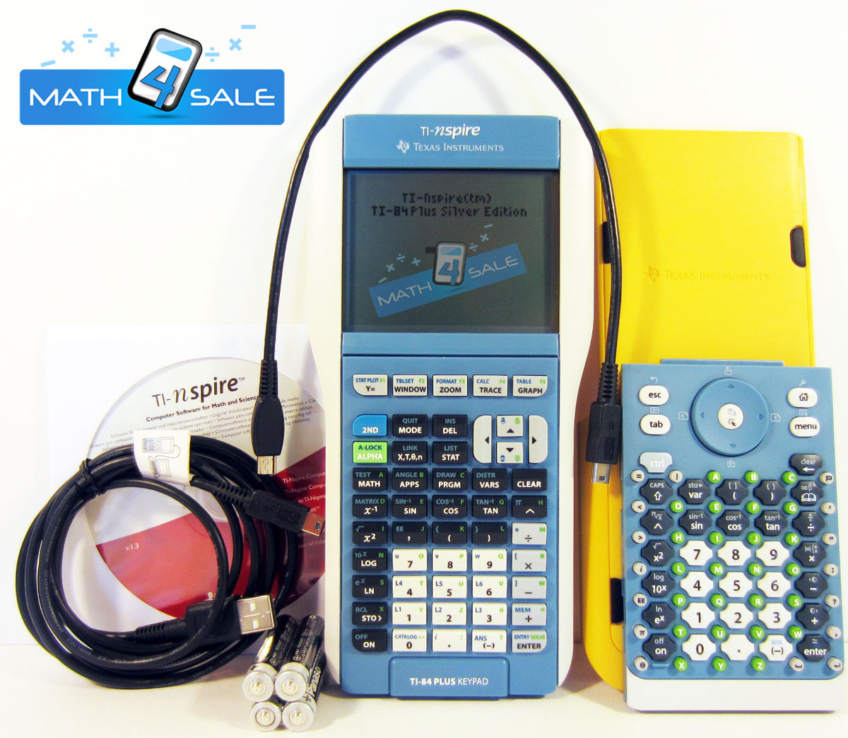 Texas Instruments Ti 84 Plus Graphing Calculator In Ti