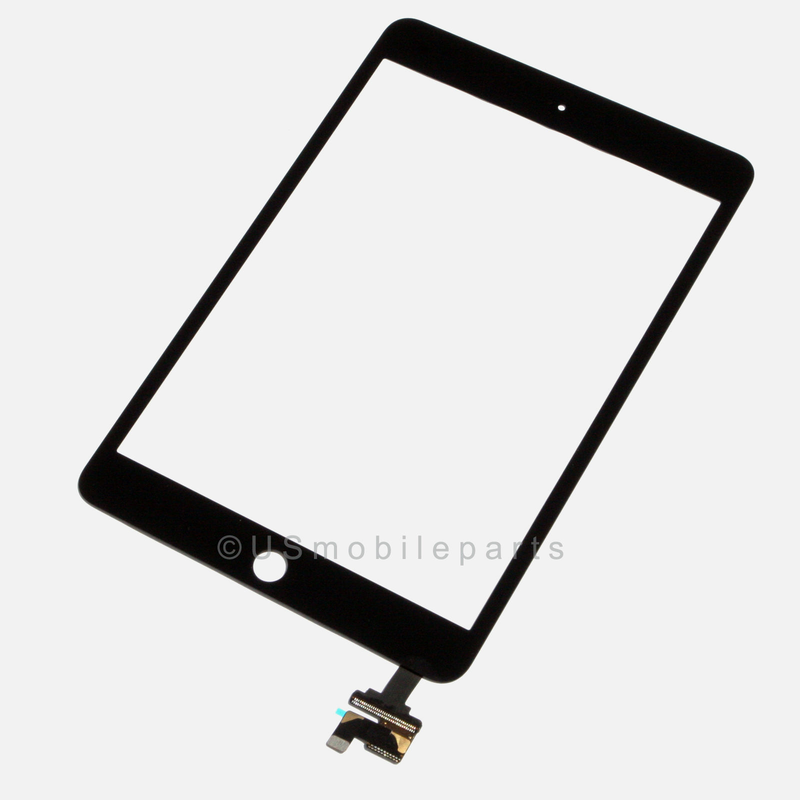 Us Touch Glass Lens Digitizer Screen Ic Chip Control Flex For Ipad Mini 1 2