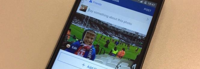 Facebook emitir alerta quando pais publicarem fotos de crianas