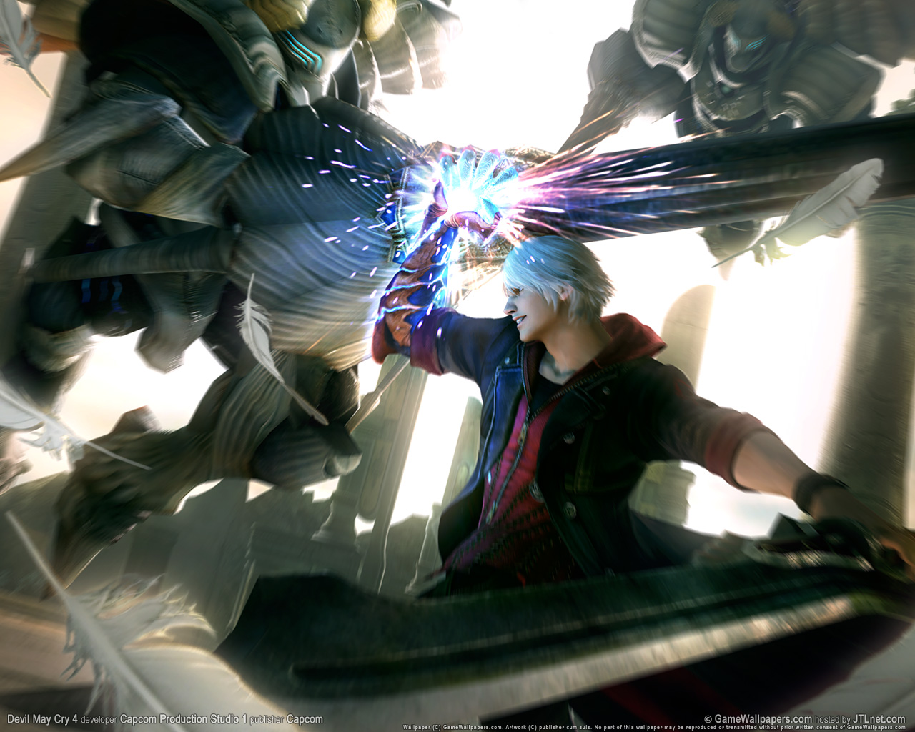 free devil may cry 4 poster wallpapers hd wallpapers 57181