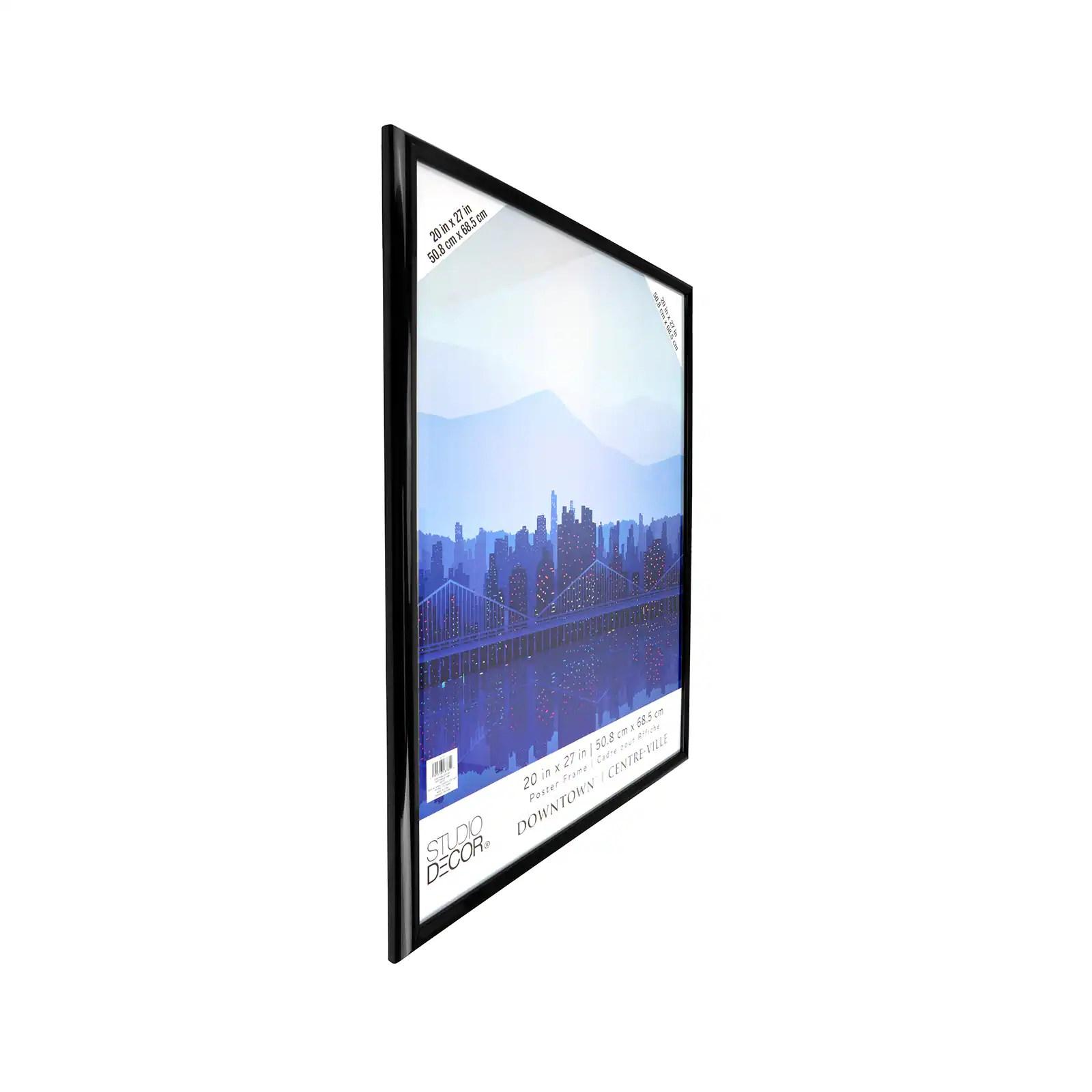 poster frame by studio decor