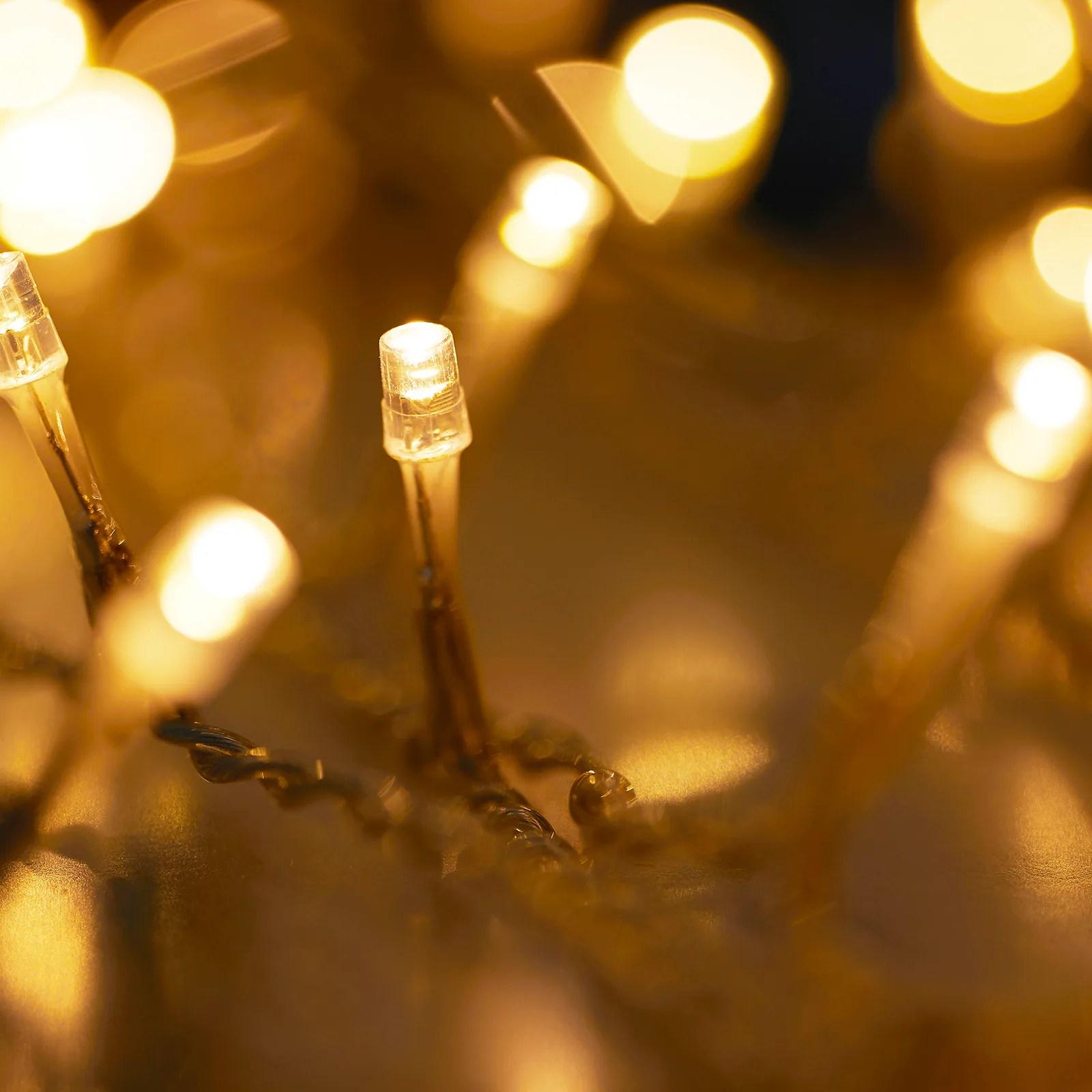 curtain led string lights by ashland