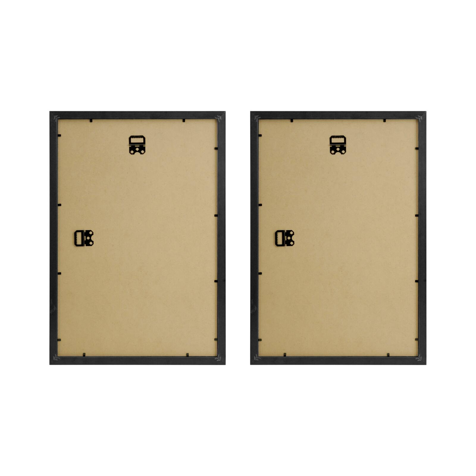 2 pack black 13 x 19 poster frame downtown by studio decor