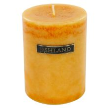 3 X 4 Ginger Citrus Pillar Candle By Ashland Decor Scents