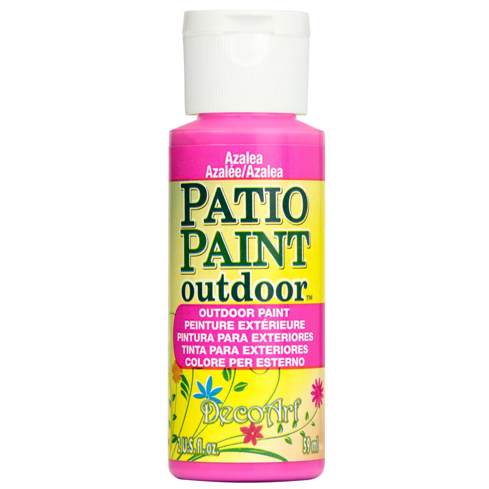 decoart patio paint outdoor