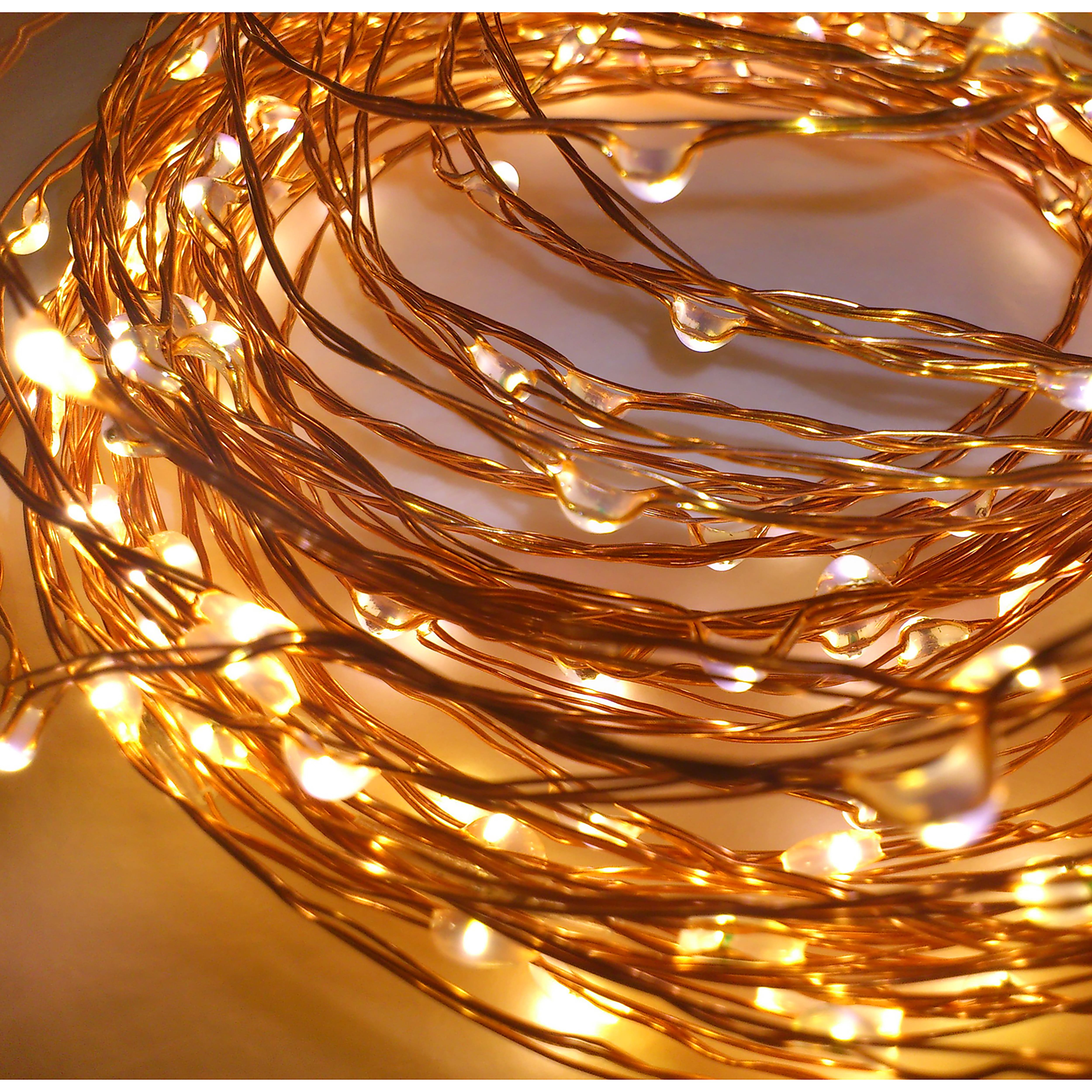 Find The Apothecary Company Copper Decorative Micro Led String Lights 5ft At Michaels
