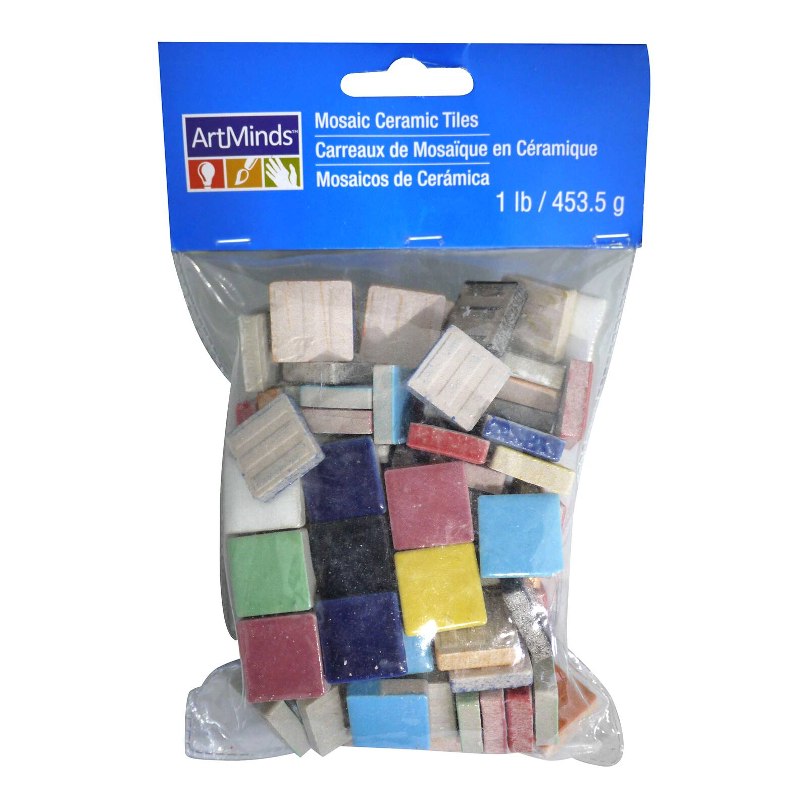 assorted mosaic ceramic tiles by artminds