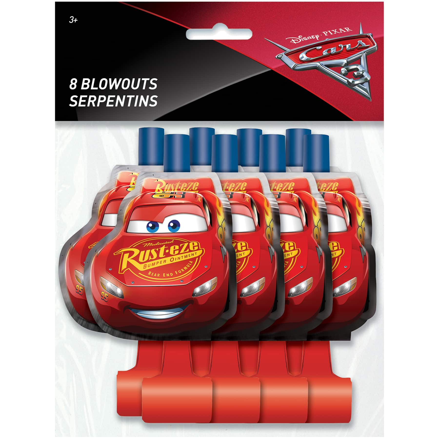 Disney Cars Party Blowouts Disney Cars Party Supplies