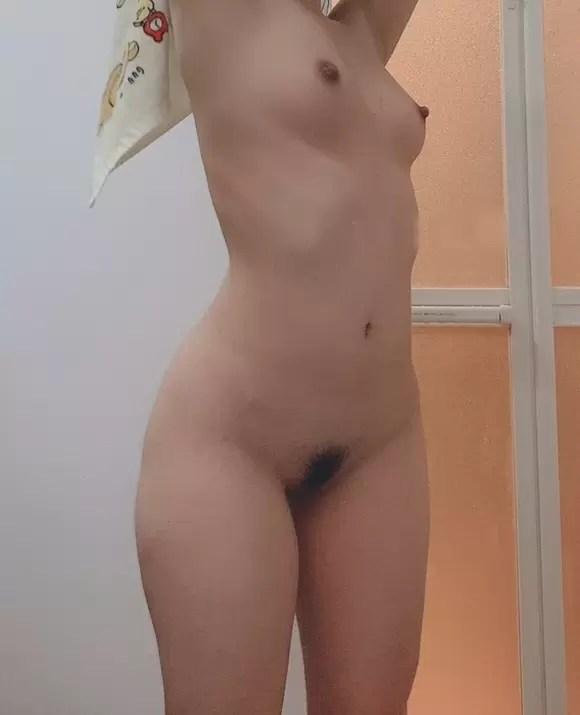 全裸オナニー2