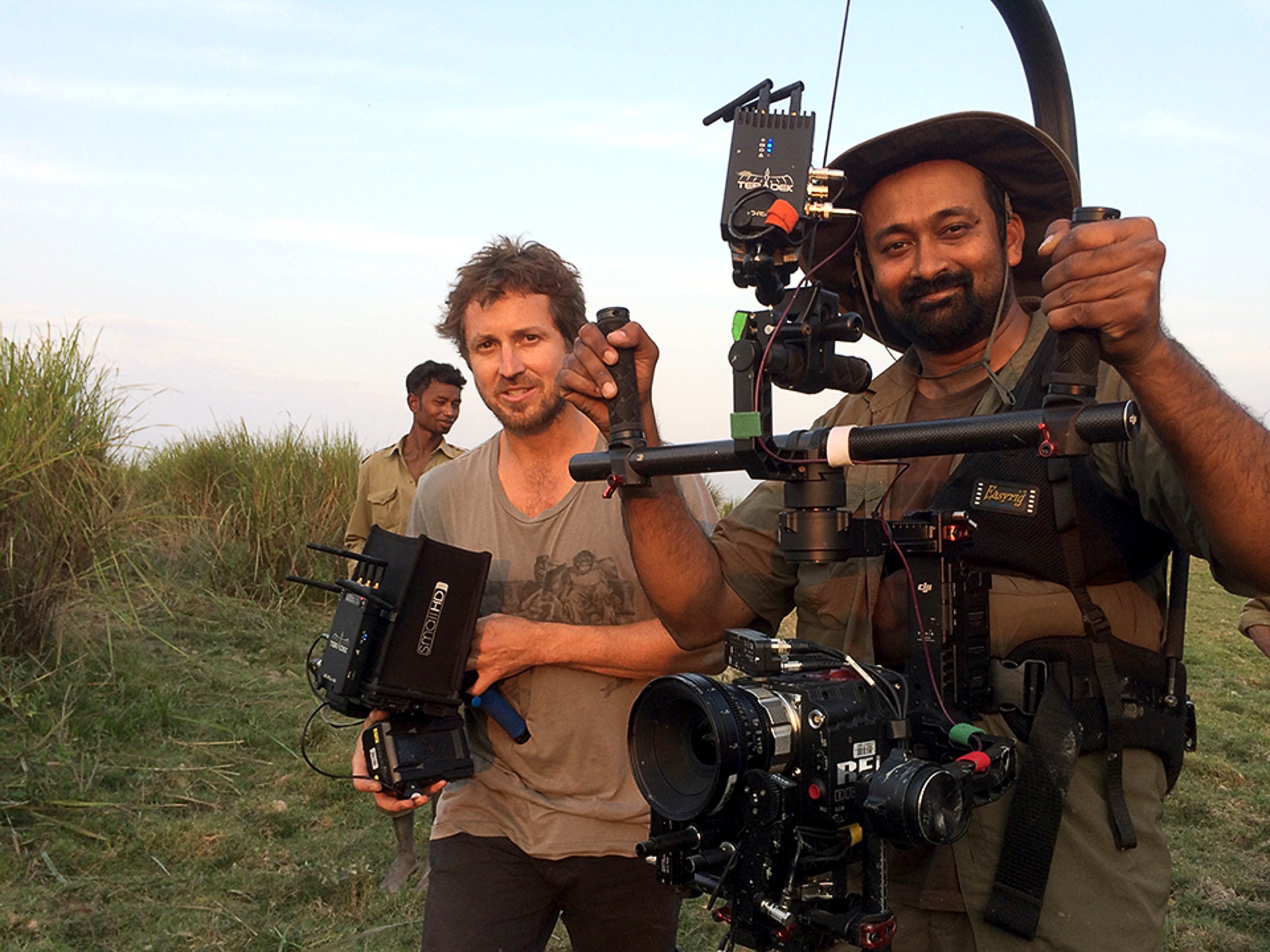 Meet One Of The Filmmakers Behind Planet Earth 2