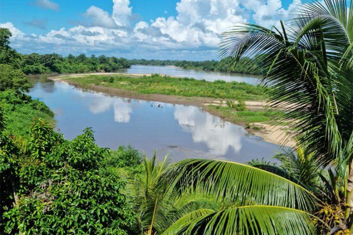 Wangky river