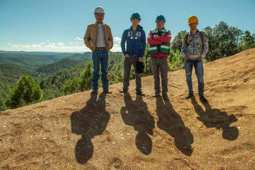 Ejido Caborachi-manejo forestal Chihuahua