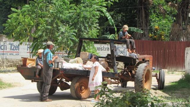 Menonitas Campeche