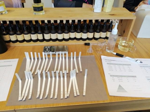 韓國自製香水